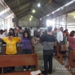 Sexta Aula Escola de Profetas - Paróquia Santa Isabel