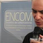 Nosso Ministério de Comunicação marca presença em mais um Encom
