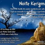 Noite Kerigmática – Paróquia Santa Isabel