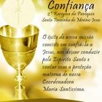 Missa da Confiança – Paróquia Santa Terezinha do Menino Jesus
