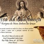 Missa da Confiança do 2º Kerigma da Paróquia Nossa Senhora das Graças