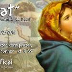 """""""Dia FIAT 2016, nosso """"SIM """" a Deus"""""""