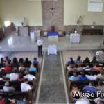 A Paróquia Espírito Santo acolheu a Missão Frutificai para a realização do 1º Kerigma.