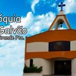 Paróquia Frei Galvão, Vargem Grande Pta, na companhia de nossa Mãe vive o 4º Kerigma.