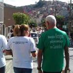 Paróquia Santa Teresinha realiza missão frutuosa nas casas da região.