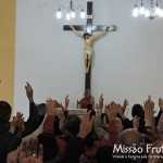 Paróquia São Gabriel, Osasco, recebe o Anúncio Poderoso de Jesus