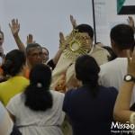 Anúncio de Jesus chega no Tijuco Preto em Vargem Grande
