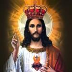 NOSSO SENHOR JESUS CRISTO, REI DO UNIVERSO!