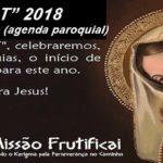 """Dia FIAT 2018, nosso """"SIM"""" a Deus"""